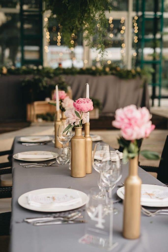 Mediteransko vjenčanje stol